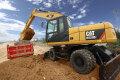 M320D2轮式挖掘机