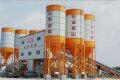 HZSBH120标准环保型混凝土搅拌站(楼)