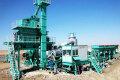 LBY1500移动式沥青混合料搅拌设备