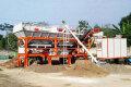 YWB300移动式稳定土厂拌设备