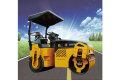 KD03HDZ双钢轮压路机