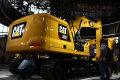 320液压挖掘机
