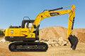 FR150E履带挖掘机