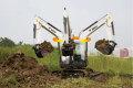 E58小型挖掘机
