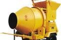 JZC350A锥型反转出料混凝土搅拌机