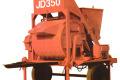 JD500混凝土搅拌机