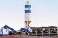 银锚建机WBZ200稳定土拌和站