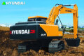 R215 VS履带挖掘机