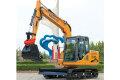 HT90-7履带挖掘机