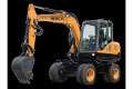 HT75W轮式挖掘机
