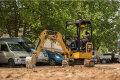 新一代301.7 CR迷你型挖掘机