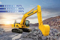 PC215-10M0履带挖掘机
