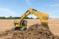新一代330 GC履带挖掘机