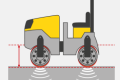 RD18-80双钢轮压路机