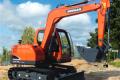 DX75-9C PLUS履带挖掘机