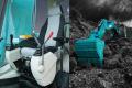 SK380XD-10履带挖掘机
