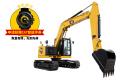 新一代310迷你型挖掘机