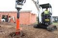 E17小型挖掘机
