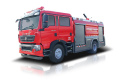 ZLF5190GXFPM80/ ZLF5190GXFSG80型泡沫/水罐消防车