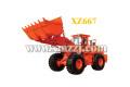 XZ667轮式装载机