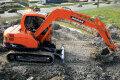 DX80履带挖掘机