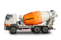 HJC5312GJB型混凝土搅拌运输车