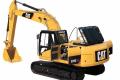 320DGC履带挖掘机