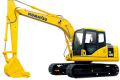 PC130-7履带挖掘机