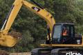 312D GC履带挖掘机