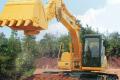 915C履带挖掘机