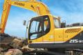 R215-9C履带挖掘机