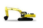 森田重机HD1636LC-8H履带式液压挖掘机