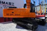 京城重工NS220C履带挖掘机