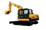 森田重机HD8070LI-8H履带式液压挖掘机
