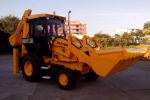 厦工XG778G挖掘装载机