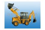 朝工 WZ30-25挖掘装载机