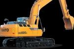 加藤HD512R履带挖掘机