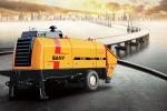 三一HBT9022CH-5D超高压混凝土输送泵