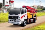 三一SYM5163THBDS 21 V8 混凝土泵车