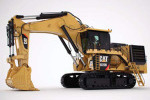 卡特彼勒6020B正铲挖掘机