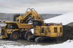 卡特彼勒6060/6060 FS正铲挖掘机