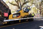 卡特彼勒AP655D履带沥青摊铺机
