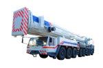 中聯重科QAY500全路面起重機