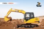 雷沃FR80G履帶挖掘機
