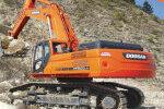 斗山DX500LC/DX500LC-G履带挖掘机