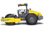 戴纳派克CA250D单钢轮振动压路机