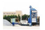 无锡华通LB-2000XC下置式沥青混合料搅拌设备