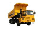 玉柴YCK360寬體自卸礦車