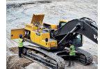 沃尔沃EC250D履带挖掘机