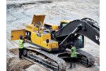 沃尔沃EC300D履带挖掘机
